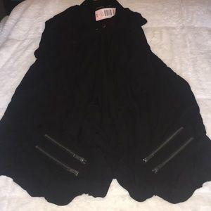 Torrid Military Style Vest